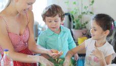 子どもに食べ物と触れ合うお手伝いをさせる【食育】としてのメリット