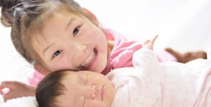 上の子の赤ちゃんへのやきもちはどうやって回避する?